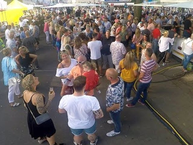 Strassenfest Köln Mülheim